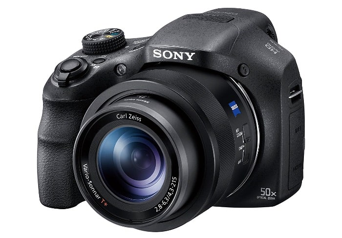 Cámaras Superzoom y Bridge de Sony:Sony Cyber-shot DSC-HX350