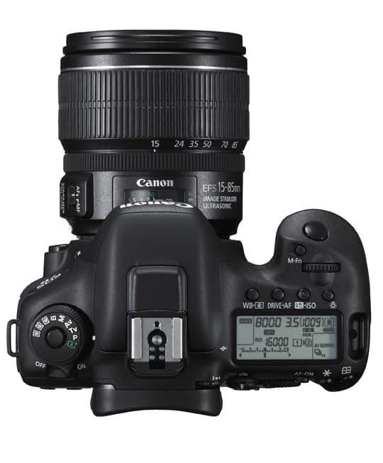 5 trucos para customizar tu cámara ESO Canon