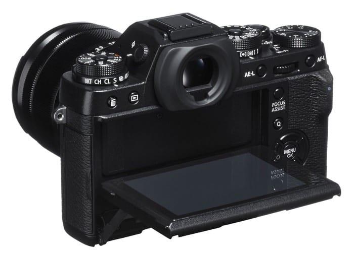 La mejor cámara para realizar retratos: Fuji X-T1