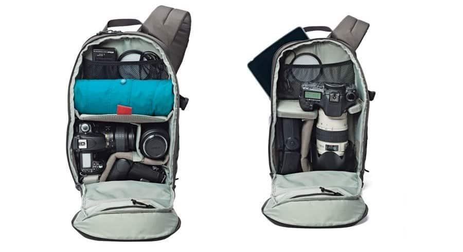 Lowepro Transit Sling 250 AW - Mochila para cámaras - Opinión y análisis