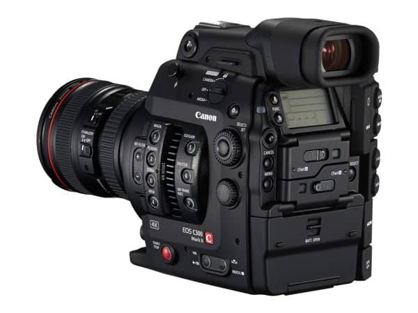 videocamara Canon EOS C300 Mark II