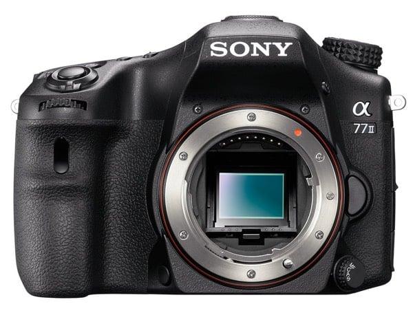 Ofertas en cámaras y fotografía en Amazon España: Sony Alpha 77-II
