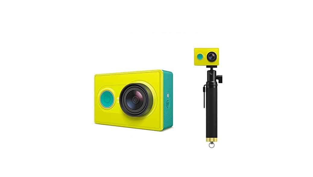 Xiaomi Yi Action Camera ya disponible en Amazon España por menos de 100 euros