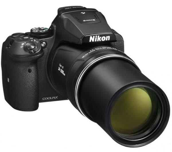 ¿Qué cámara superzoom debería de comprar en 2015? Nikon Coolpix P900
