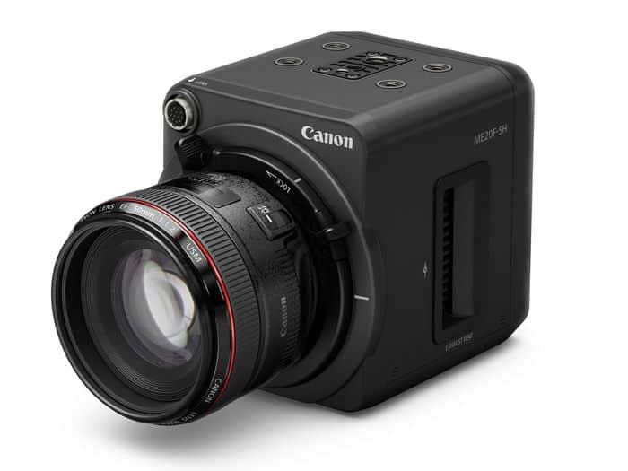 Sí tienes 30.000$ te puedes comprar una cámara Canon con ISO 4.000.000