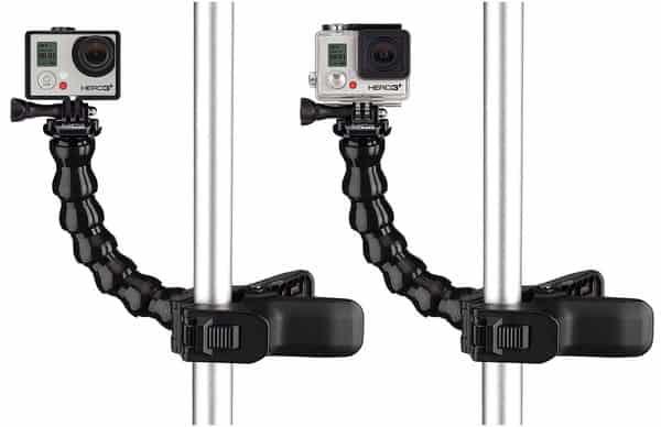 Los 10 mejores accesorios para la GoPro HERO en 2015: GoPro Jaws Flex