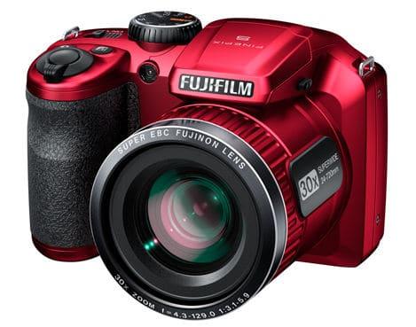 Cámaras bridge de Fuji: Fujifilm Finepix S4500