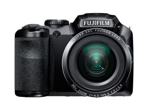 Cámaras bridge de Fuji: Fujifilm Finepix S6800