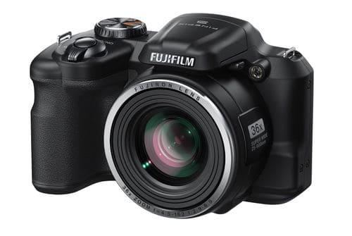 Cámaras bridge de Fuji: Fujifilm Finepix S8600
