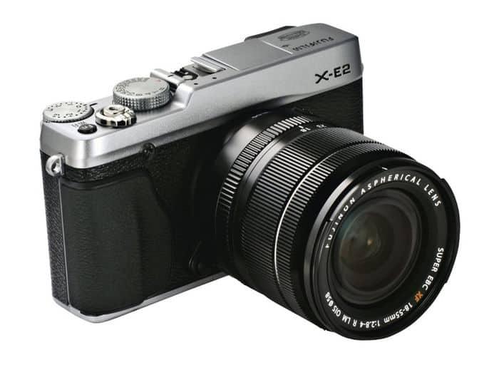 Cámaras CSC (EVIL) de Fuji: Fujifilm X-E2
