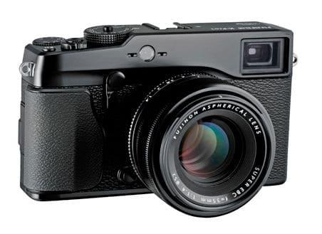 Cámaras CSC (EVIL) de Fuji: Fujifilm X-Pro1