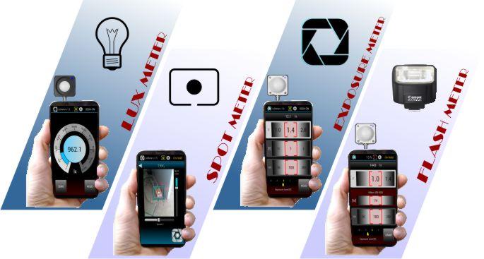 LxMeter convierte tu smartphone en un medidor de luz