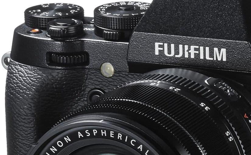 Todas las cámaras CSC (EVIL) de Fuji