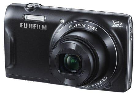 Cámaras compactas de Fuji: Fujifilm Finepix T500
