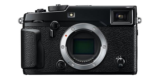 Cámaras CSC (EVIL) de Fuji:Fujifilm X-Pro2