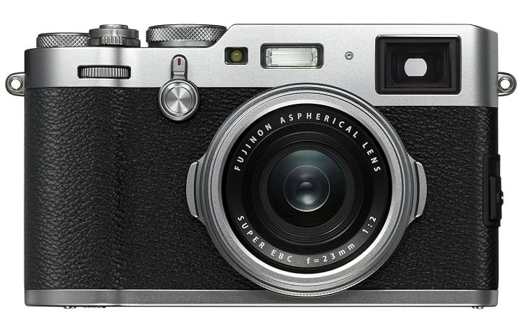 Cámaras compactas premium de Fuji:Fujifilm X100F