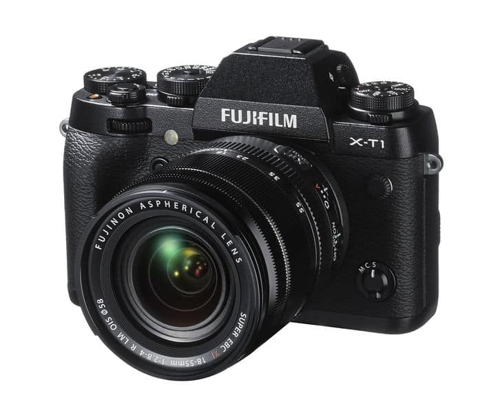 Fujifilm X-T1 - Cámara EVIL de 16MP