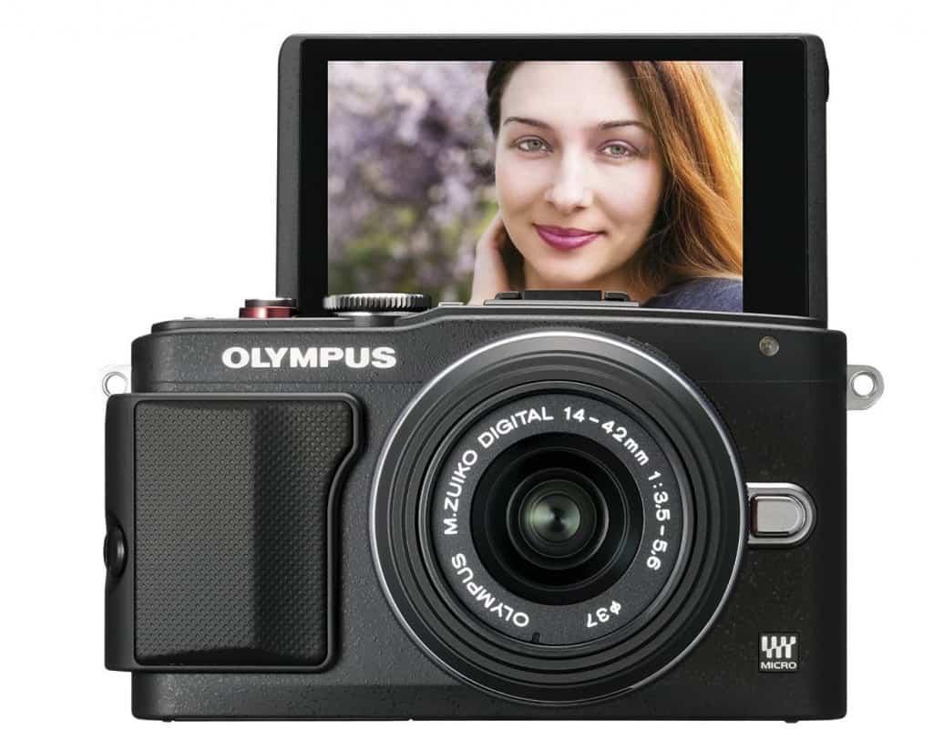 La mejor oferta de una cámara durante el Black Friday de Amazon España: Olympus PEN E-PL6 - Cámara EVIL
