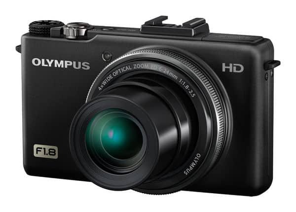 Cámaras compactas premium avanzadas de Olympus: Olympus XZ-1