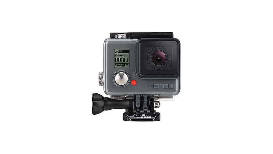 GoPro HERO+, la nueva cámara aventura de GoPro con WIFI y Bluetooth