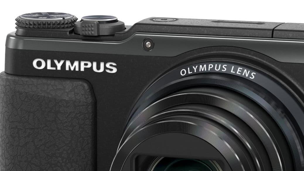Todas las cámaras compactas de Olympus