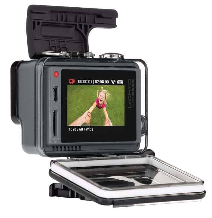 GoPro Hero+ LCD - Opinión