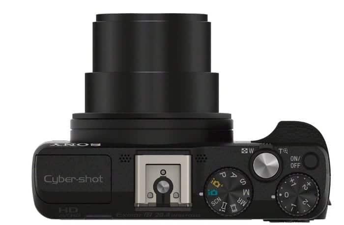 Sony DSC-HX60V - Cámara compacta - Opinión y análisis