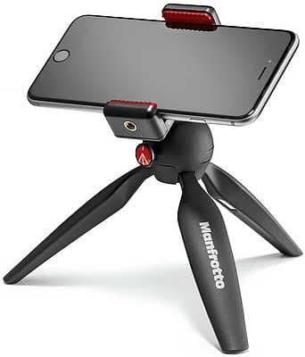 Manfrotto Pixi Xtreme y Pixi Smart: nuevos mini trípodes para GoPro y smartphones