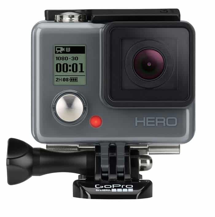 GoPro HERO - Videocámara deportiva