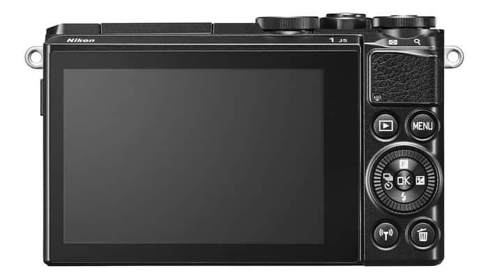 Nikon 1 J5 - Cámara EVIL - Opinión