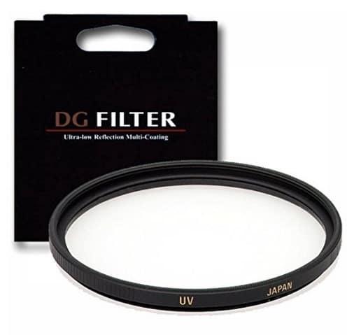 Sigma EX 67 - Filtro UV y Sigma EX DG (AFC940) - Filtro Sky/UV para 58 mm