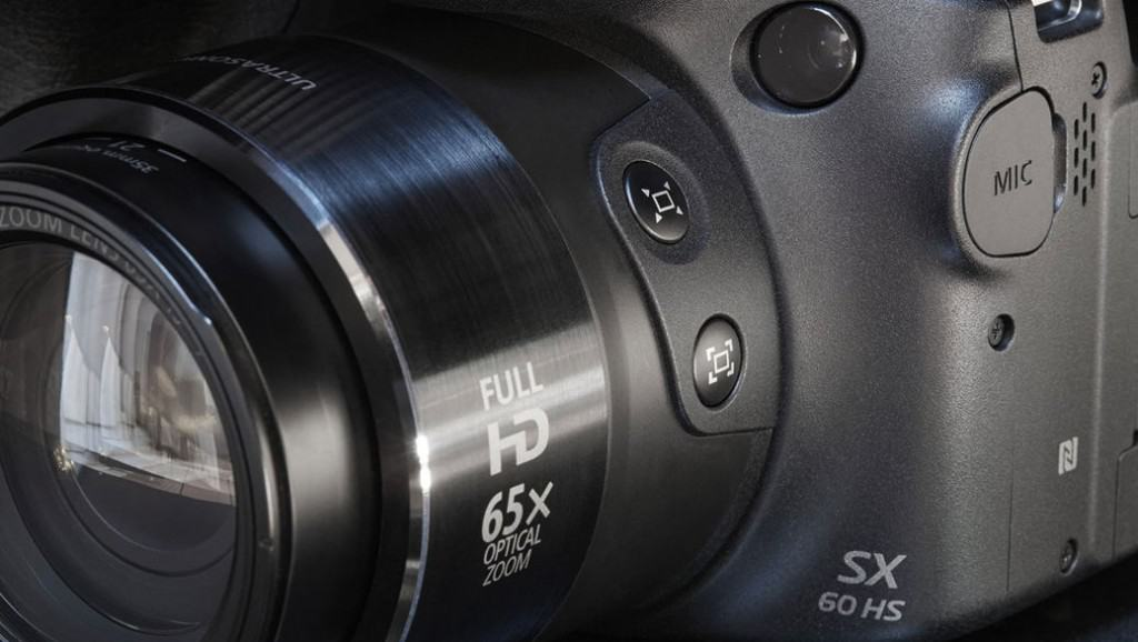 Canon PowerShot SX60 HS: Cámara con 16MP y zoom óptico 65x - Opinión