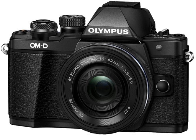 Olympus OM-D E-M10 - Cámara EVIL (cuerpo)