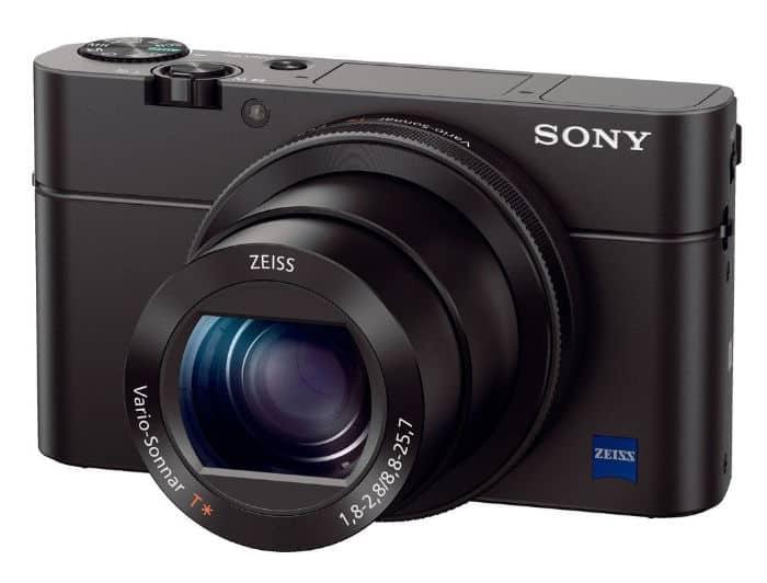 La mejor cámara compacta avanzada: Sony Cyber-shot RX100 IV