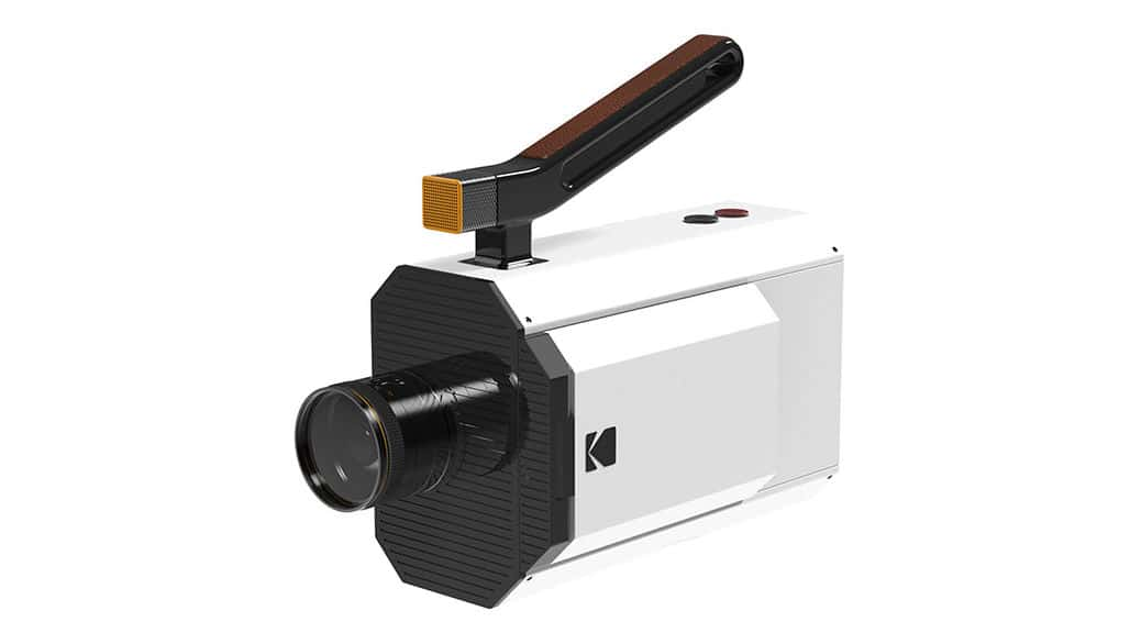 Kodak resucita la mítica cámara Super 8