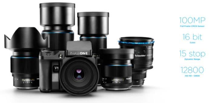 Phase One XF 100MP Camera System: la cámara con 100MP de resolución de Phase One y Sony