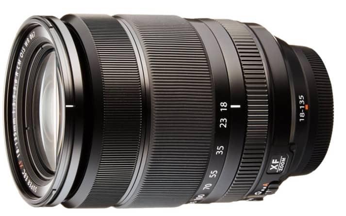 Fujifilm Fujinon 18-135mm f/3.5-22