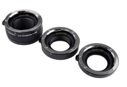 -Kenko DG Auto Extension Set - Adaptador para objetivos de cámaras Nikon-AF