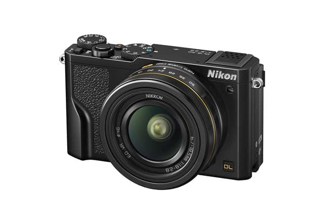 Nikon DL 18-50 f/1.8-2.8