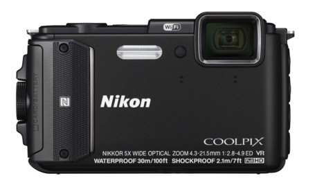 Nikon Coolpix AW130 - Cámara compacta