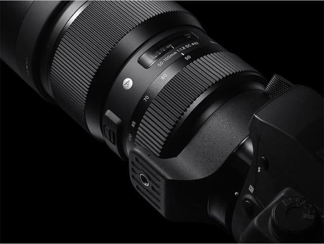 Sigma 50-100mm f/1.8 Art Lens es el primer teleobjetivo con una apertura constante de f/1.8