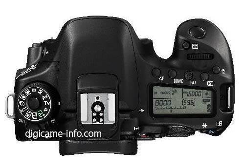 Canon EOS 80D: Filtración de fotos y características