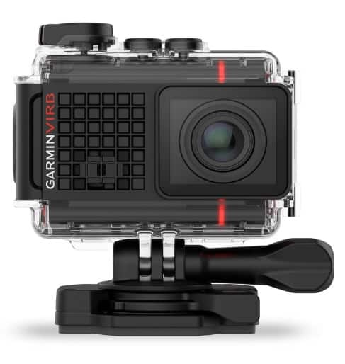Garmin Virb Ultra 30 HD 4K - Cámara de acción con GPS y control de voz