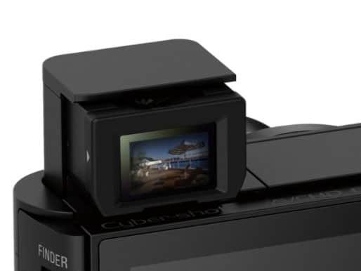 Sony Cyber-shot DSC-HX80, la cámara más pequeña que puedes comprar con zoom 30x