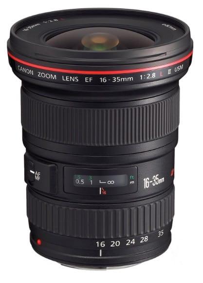 Canon 16 - 35 / 2,8 L II USM
