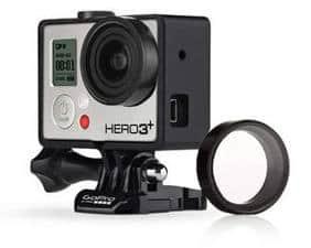 Filtro UV Protector de lente para GoPro