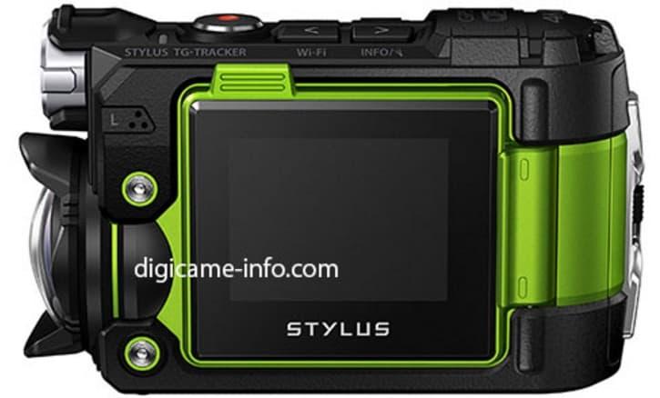 Olympus Stylus TG-Tracker