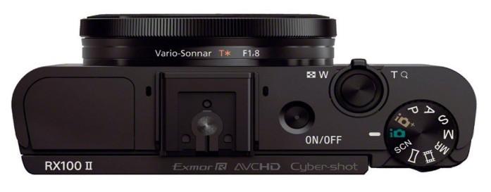 Sony Cyber-shot DSC-RX100M2 - Cámara compacta de 20.2 Mp