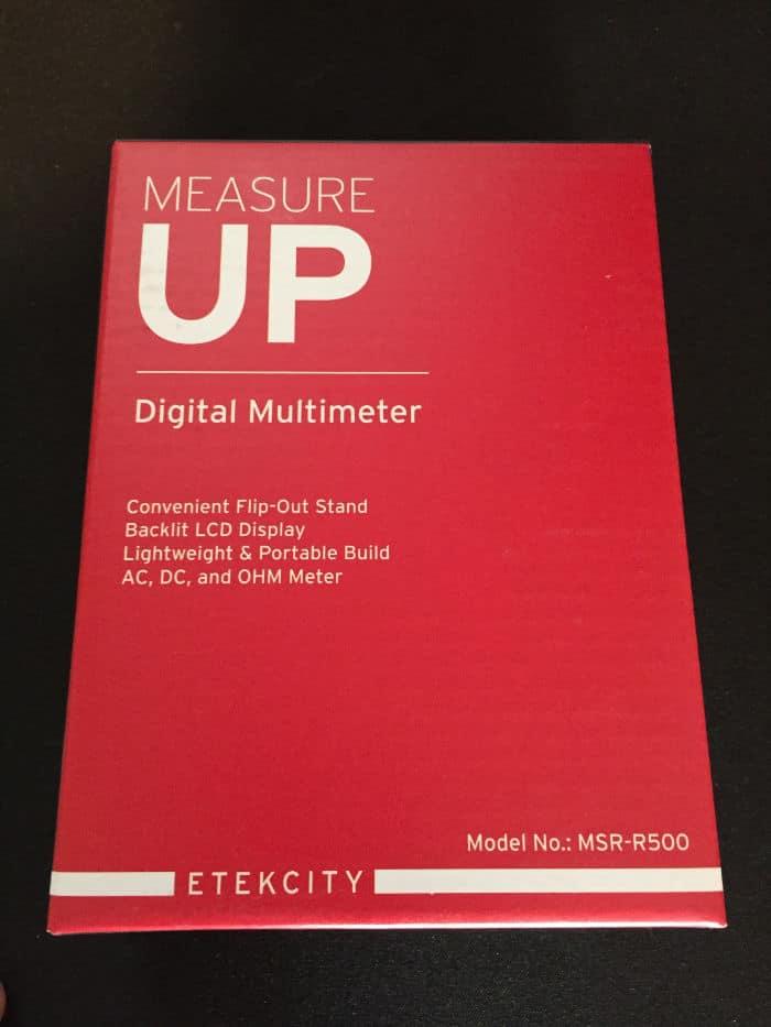 Etekcity 330 Multímetro Digital