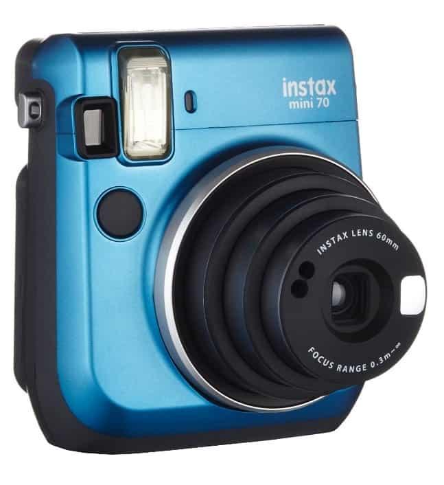 Fujifilm Instax Mini 70 - Cámara Instantánea